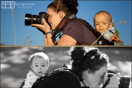 Beco Baby Carrier | Bungalow Photography